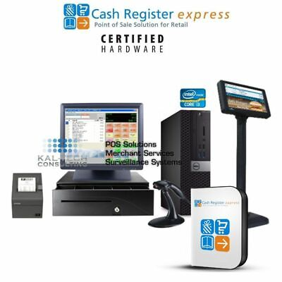 Point Of Sale System Retail Meat Market Pos Complete Cre Rpe New Pcamerica New