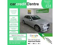 MERCEDES-BENZ E CLASS 3.0 E350 CDI BLUEEFFICIENCY SPORT **from £234 per month**