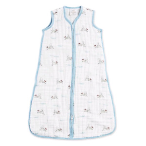 Aiden and Anais muslin sleep sac (6-12 month)