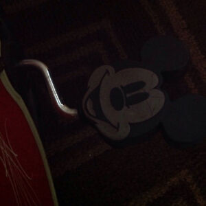 Mickey Mouse tricycle great condition Cambridge Kitchener Area image 4