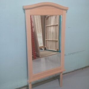 New Solid Oak Mirror