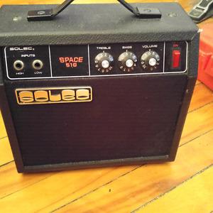 Solec guitar amp