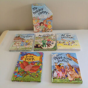 BOOKS TO GROW UP WITH