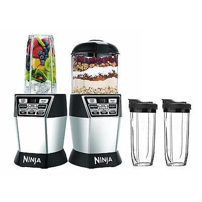 Ninja Nutri Ninja Nutri Basin 1200W Duo Blender w/ Auto-IQ Boost & 2 Cups | NN102