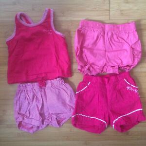 Vêtements fille 9 mois