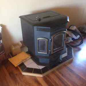 Pellet Stoves... Price reduced
