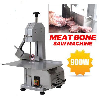 900w Electric Meat Bone Saw Machine Commercial Bone Cutting Machine Adjustable