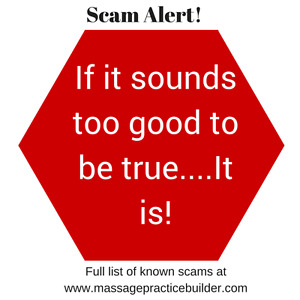watch out for scammers on here