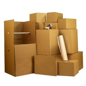 Moving Boxes, Moving Box Kits, And Other Moving  Supplies Kitchener / Waterloo Kitchener Area image 1