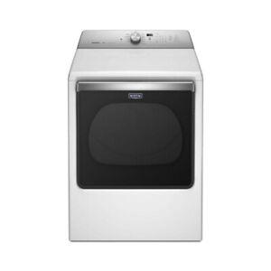 Maytag 8.8 Cu Ft 240v Electric Vented Dryer MEDB835DW2