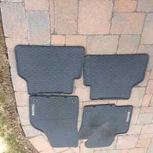 VW Tiguan Monster mats