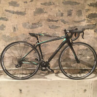 2014 Cannondale Synapse 5 carbon shimano 105