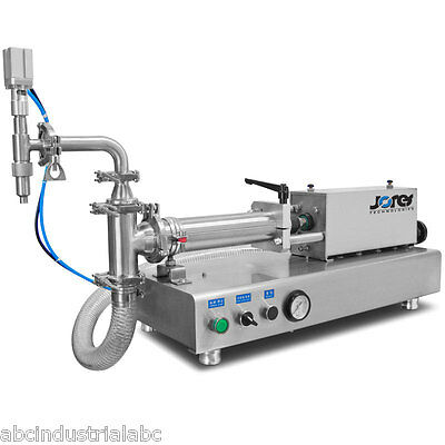 Liquid Filling Machine Manual Bottling Adjustable 50-500ml Bottle Filler