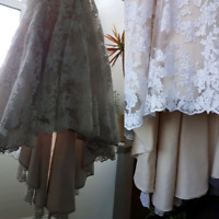 Free wedding dress dry cleaning and preservation