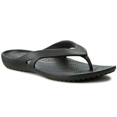 Crocs Kadee II Flip Flops Damen Zehentrenner Sandale Badelatschen Latschen