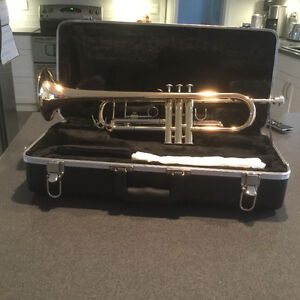 Carlton Lacquered Trumpet Outfit Prince George British Columbia image 1