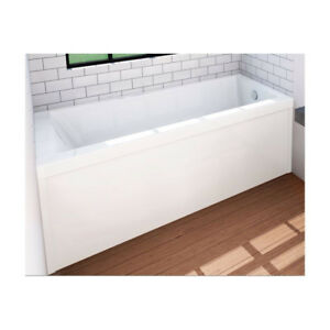 Oceania UN28R Unity 28 Right Hand Drain Aero Massage White