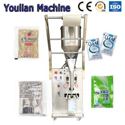 Used, 5-500ml Sachet Packing Machine Tomato Sauce Filling Honey Paste Sealing Machine for sale  Shipping to Nigeria