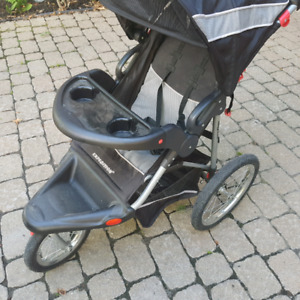 Baby Trends Expedition All-Terrain Running Stroller - Incredibly