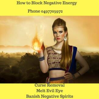 Black Magic, Curse, Negative Energy Banish