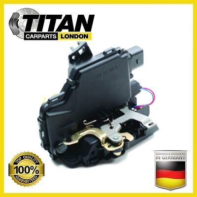 VW GOLF IV PASSAT SKODA OCTAVIA DOOR LOCK MECHANISM FRONT RIGHT SIDE 3B2837016A