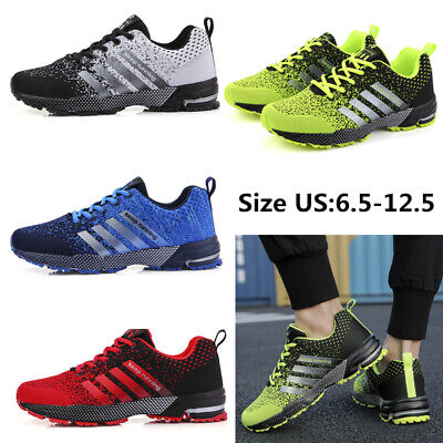 - Running Shoes Walking Gym Tennis Athletic Trail Runner Casual Sneakers for Men