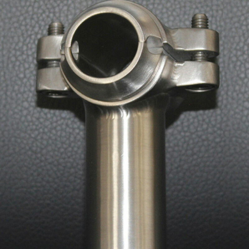 Titanium Aero Seatposts Double Locker Fasten 27.2mm//30.9mm//31.6mm 350-400mm