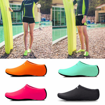 Hot Unisex Women Men Barefoot Shoes Aqua Water Socks Sandals Skin Footwear