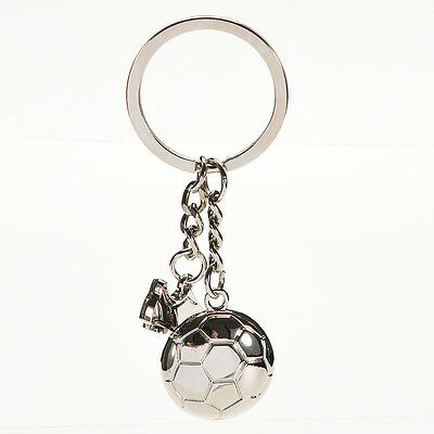 Personalized Soccer Shoes Keychain Metal Football Keychains Keys Chains Keyri - Personalized Metal Keychains