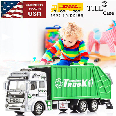 Toys for Boys Truck Toy Kids Engineer Truck Car Models Cool Xmas Birthday - Cool Boys Toys