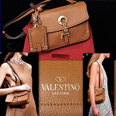 $2,075 VALENTINO GARAVANI Eye On You LEATHER BAG w/ Price Tag
