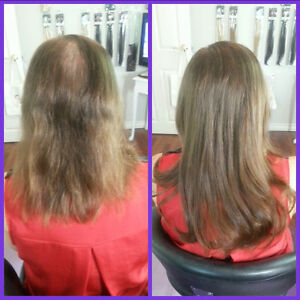 ***HAIR FLAIR Nanolink Extensions now in KW!*** Stratford Kitchener Area image 2