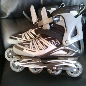 Men's Size 12 Like New Rollerblades
