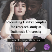 Participate in couples research at Dalhousie University!
