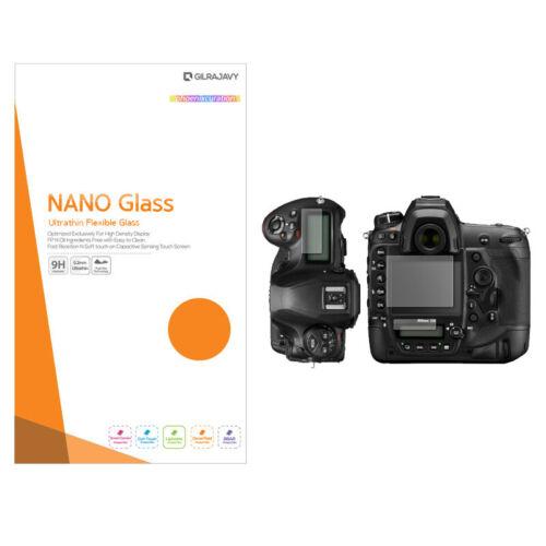 Nano Glass protectors for Nikon D6 9H flexible screen guard