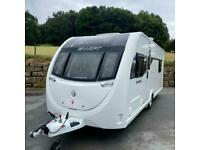 2018 Swift Kudos 530 EB V - Rear Island Bed - 1 Owner - FSH - MotorMover