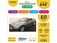 BMW 320 2.0TD auto 2009MY d M Sport Highline FROM £45 PER WEEK