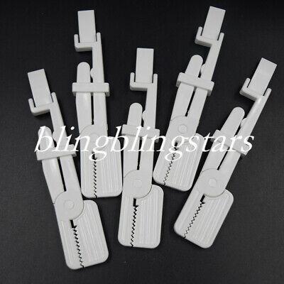 5 Pcs Dental Plastic X-ray Snap Film Clamp R Clip Supply Adiograph Holder
