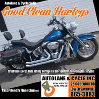♠ 2004 Harley Davidson Heritage Softail ♠ LOADED Extras♠ $9995 Bedford Halifax Preview