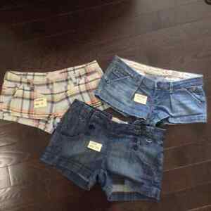 Women's tops and bottoms - 7 pieces - Hollister