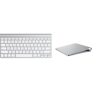 Apple bluetooth keyboard and trackpad