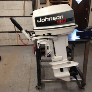 Johnson 30hp Outboard for sale