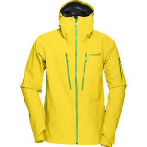 Brand new NORRONA jacket with tags (Size: LARGE)