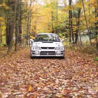 1994 Subaru Impreza WRX STi Rhd Berline