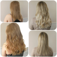 *** Full Stock of Quality Hair Same Day Extension Service ***
