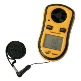 Digital Anemometer For Wind Speed and Temperature NEW