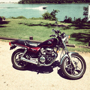 1985 Honda Nighthawk 450