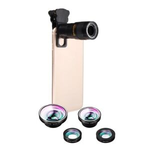 Brand New 5 in 1 universal camera lens for iphone