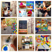Lewis Estates Dayhome spots available for child 2+