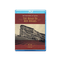 Mumford and Sons Live at Red Rocks (blu-ray)